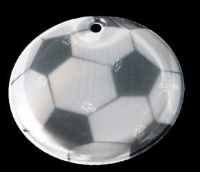 Refleksbrik 3M fra Softreflector - Fodbold