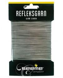 Refleksgarn fra SeeMe - 0,8 mm (25 meter)