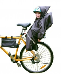 Regnslag til cykelstol fra Tullsa