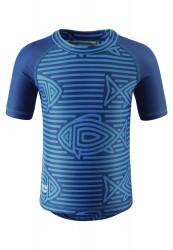 Reima Svømme t-shirt - Blå/6531