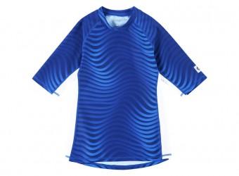 Reima Swim shirt, Fiji - BLÅ 6642