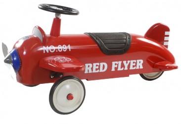 Retro roller aeroplane Liane gå bil