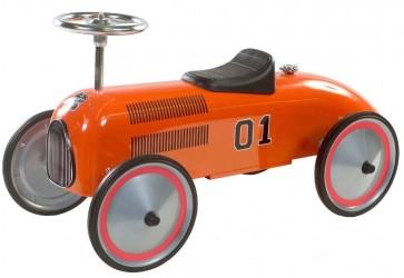 Retro roller Charley gå bil