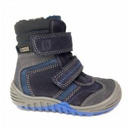 Richter 1034 241, drengestøvle, blå