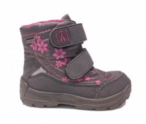 Richter 2031 241/831 vinterstøvler, grå/pink