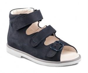 Richter sandal, marine - sandaler med ekstra støtte