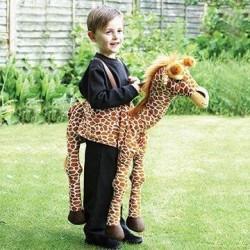 Ride on Giraf