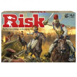 Risk spillet fra Hasbro