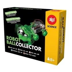 Robot Ball Collector - Alga Science