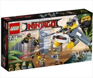 Rokkebomber - 70609 - LEGO Ninjago