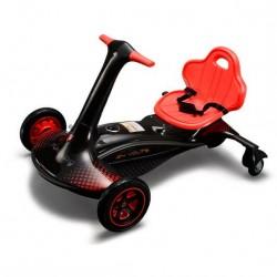 ROLLPLAY High Performance Toys Turnado Drift Racer sort/rød 24V