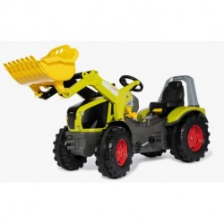 RollyX-trac Claas Arion 950 med frontlæsser
