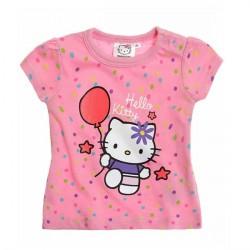 Rosa Baby T-shirt Hello Kitty