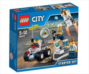 Rum-startsæt - 60077 - LEGO City