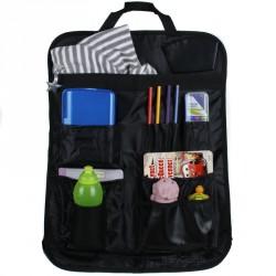 Ryglænspose til bilen fra Satex
