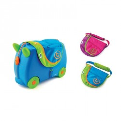 Saddeltaske, Trunki kuffert