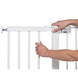Safety1st forlænger til sikkerhedsgitter - Hvid - 28 cm
