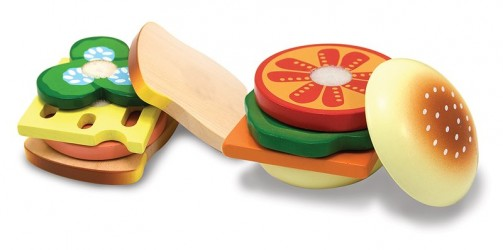 Sandwich sæt fra Melissa & Doug
