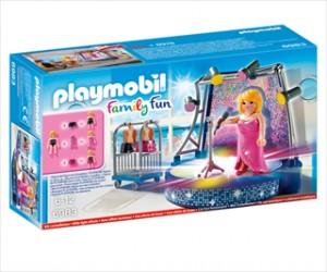 Sanger med scene - PL6983 - PLAYMOBIL Family Fun