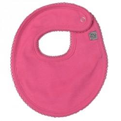 Savlesmæk m. blondekant fra Smallstuff (Øko-tex100) - Pink