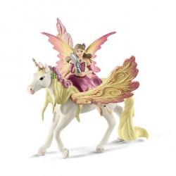 Schleich Bayala Fe Feya og Pegasus Enhjørning 70568