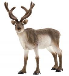 Schleich Dyr - L:13 cm - Rensdyr