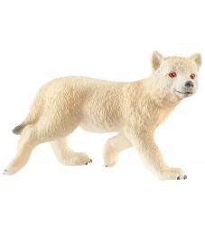 Schleich Dyr - Polarulveunge - H: 4 cm