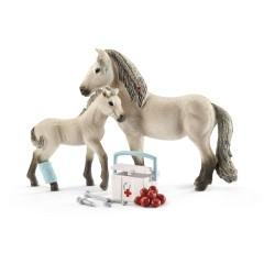 Schleich Hannahs førstehjælpssæt - Horse Club