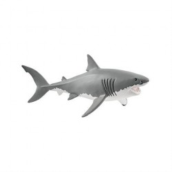Schleich Hvidhaj 14809 Great White Shark