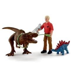 Schleich Tyrannosaurus Rex-angreb