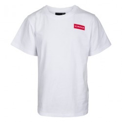 Schnoor T-shirt - Hvid