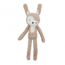 Sebra kanin Siggy - Birchbark beige