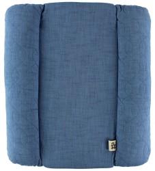 Sebra Puslepude - Quilted - Royal Blue