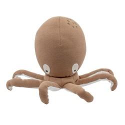 Sebra Stofdyr, Blæksprutten Morgan, rusty brown