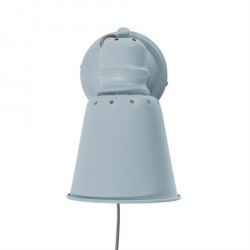 Sebra Væglampe Blå cloud blue
