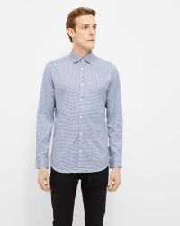 Selected langærmet skjorte