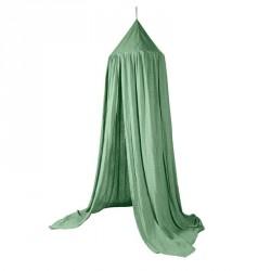 Sengehimmel fra Sebra, moss green