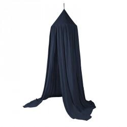 Sengehimmel fra Sebra - royal blue