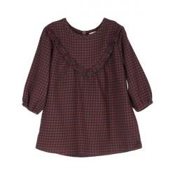 Serendipity Checks Baby Dress