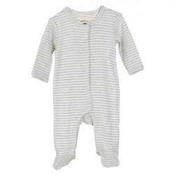 Serendipity Cloud/Offwhite Newborn Suit