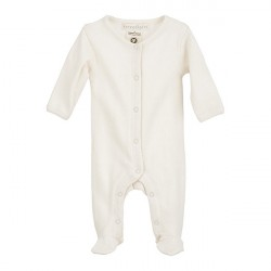 Serendipity Newborn Suit Pointelle