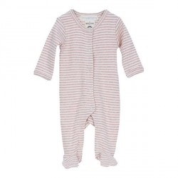 Serendipity Newborn Suit Powder/Ecru
