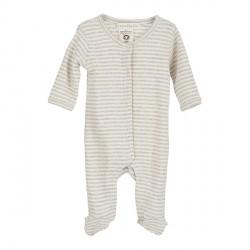 Serendipity Newborn Wheat/Ecru Suit