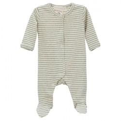 Serendipity Sage/Ecru Newborn Suit