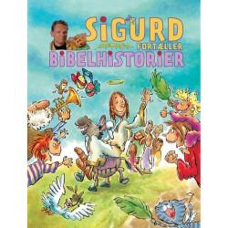 Sigurd fortæller Bibelhistorier - Hardback