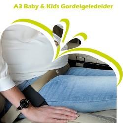 Sikkerhedssele til gravide - Belly Safe fra A3 Kids