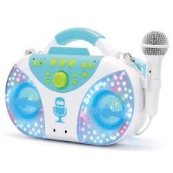 Singing Machine karaokemaskine - Kids Superstar