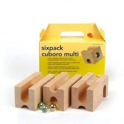 Sixpack multi, cuboro