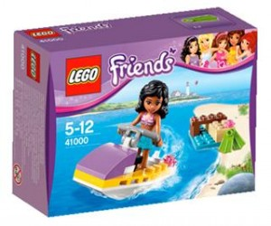 Sjov på vandet - 41000 - LEGO Friends