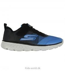 Skechers Sko - Kroto - Sort/Blå